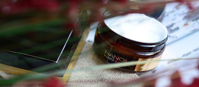 Az idei év kedvence! Nanoil argánolajos hajpakolás <3