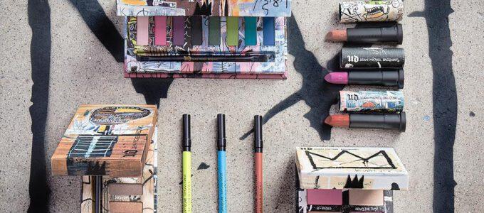 Szemhéjfestékek a falon! Jean Michel Basquiat – két elbűvölő Urban Decay paletta